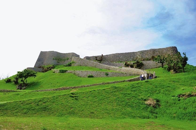 勝連城跡のイメージ