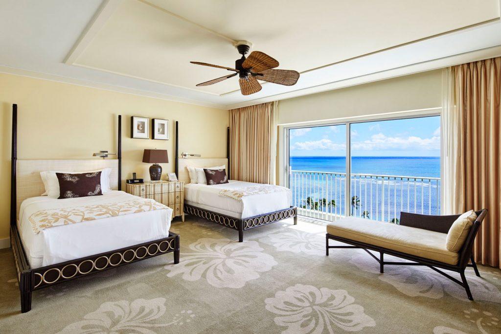 ザ カハラ ホテル & リゾート オーシャンビュールームイメージ