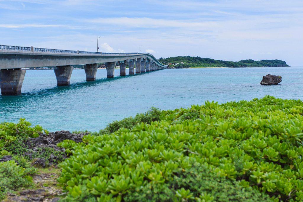 宮古島の池間大橋