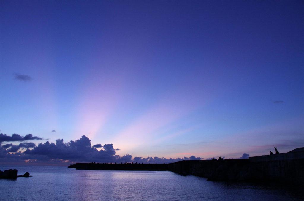 与那国島の比川浜