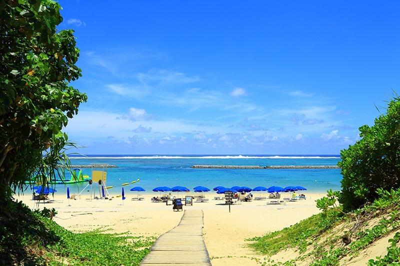 石垣島のマエサトビーチ