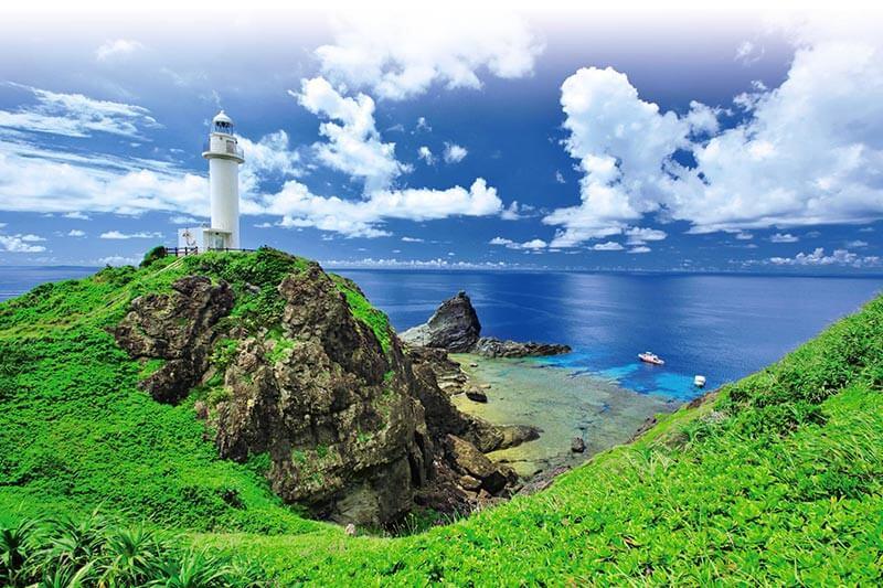 石垣島の御神崎(うがんざき)
