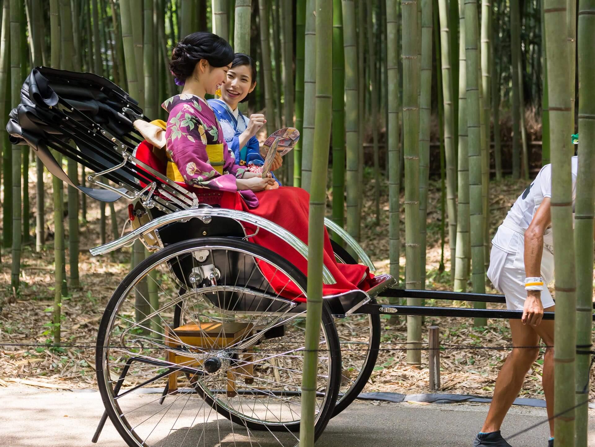 京都浴衣でさんぽ